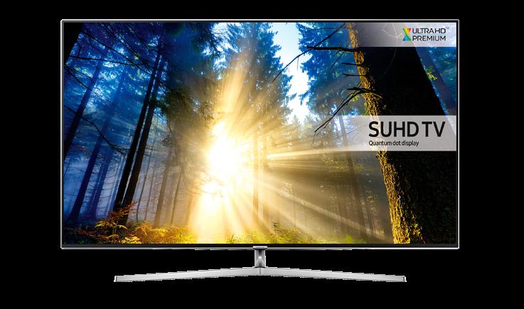 Samsung KS8000 SUHD 4K TV