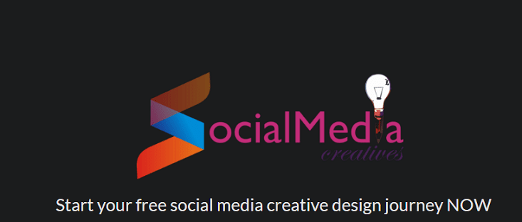 SocialMediaCreatives Social Media Design Website