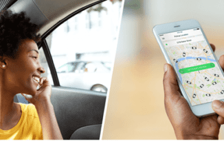 Taxify, the ultimate ride experience in Lagos