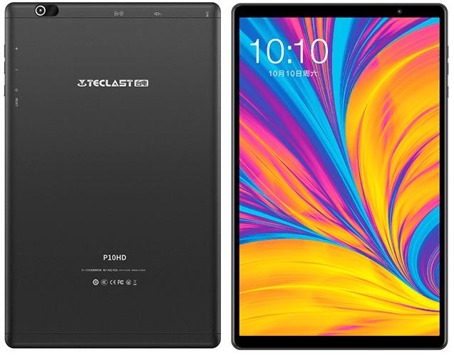Teclast P10HD 10.1-inch Tablet