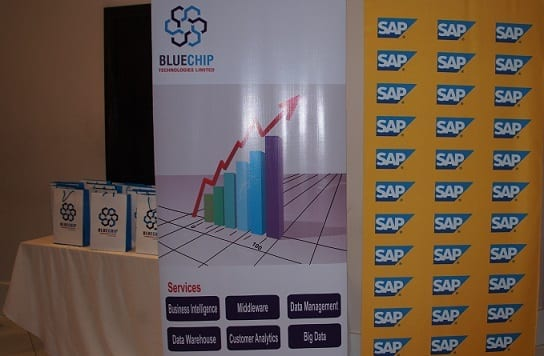 SAP and Bluechip