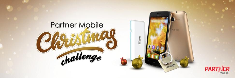 Partner Mobile Christmas Challenge