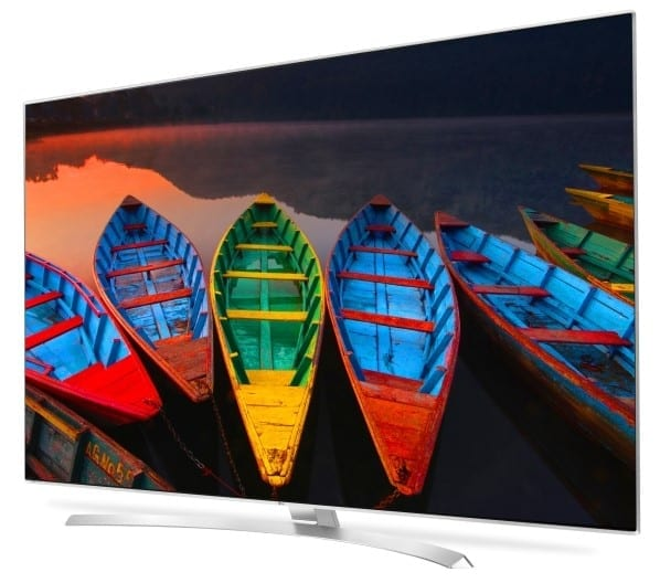 LG UH9500 Super UHD TV