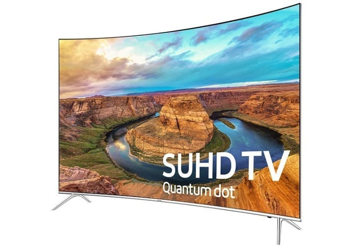 Samsung KS8500 Curved SUHD 4K TV