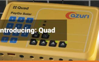 Azuri Quad Solar Home System Specs & Price