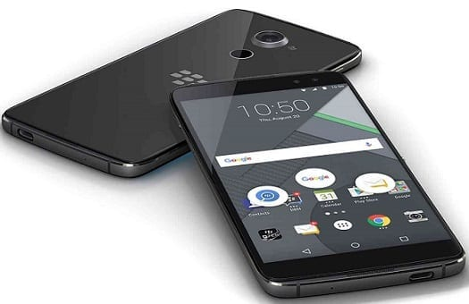 BlackBerry DTEK60 Featured
