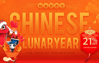 Chinese New Year Deals opens on Gearbest