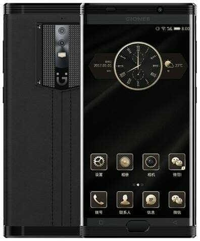 Gionee M2017 Specs & Price - with 7000 mAh Battery - Nigeria
