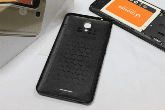 Gionee P8w back cover