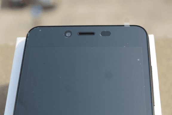 Gionee P8w Front Camera