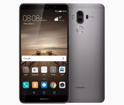 Huawei Mate 9 Specs & Price - Nigeria Technology Guide