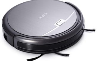 iLife A4 Robotic Vacuum Cleaner Specs & Price
