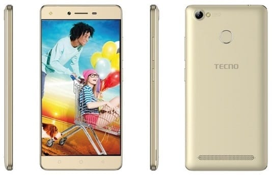 Tecno W5 Featured