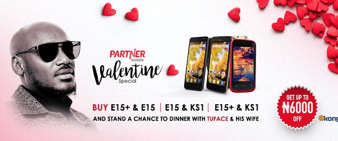 Partner Mobile Valentine Special