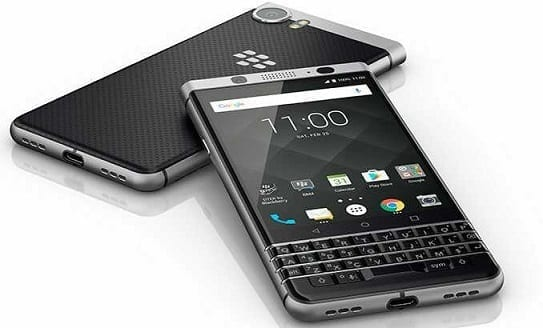 BlackBerry KeyOne Featured