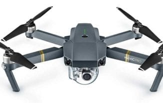 DJI Mavic Pro Quadcopter Specs & Price