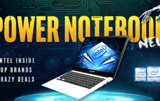 Affordable Power Notebooks Sale from Gearbest