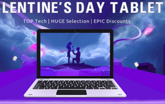 Valentine's Day Tablets Deals from Gearbest