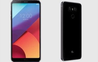LG G6 Specs & Price – with 18:9 aspect ratio