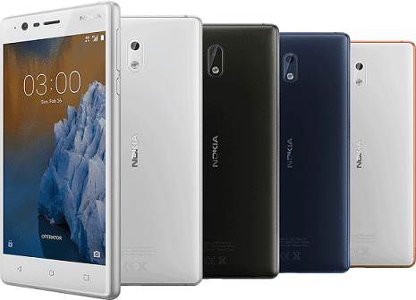 Nokia 3 Featured