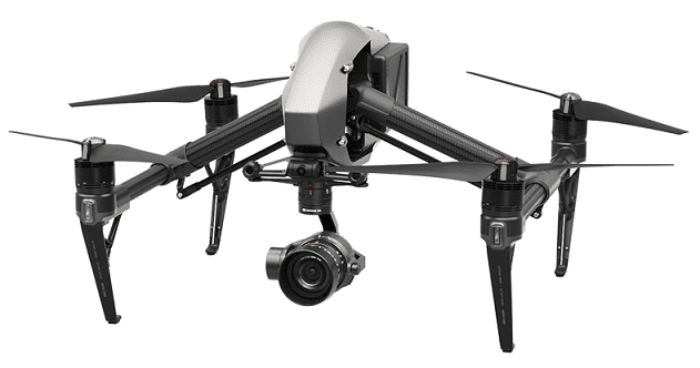 DJI Inspire 2 Featured