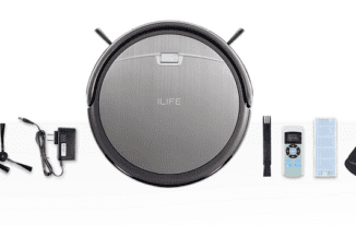 iLife A4S Smart Robotic Vacuum Cleaner Specs & Price