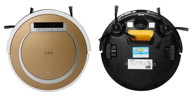iLife X5 Smart Robotic Vacuum Cleaner Specs & Price