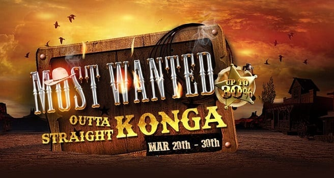 Konga Most Wanted Sales