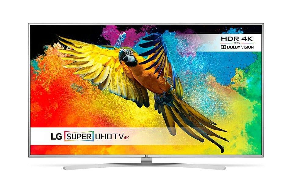 LG UH770V 4K TV (LG UH7700)