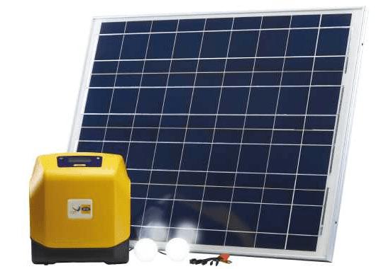 Lumos Smart Solar System Specs & Price