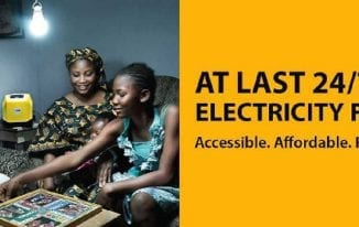 MTN Mobile Electricity with Lumos Solar Home System