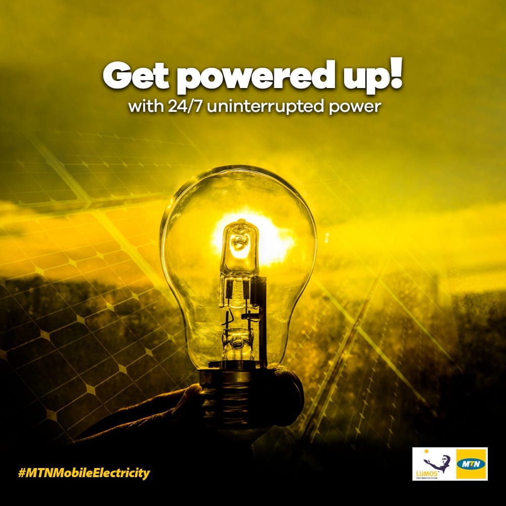 MTN Mobile Electricity by Lumos