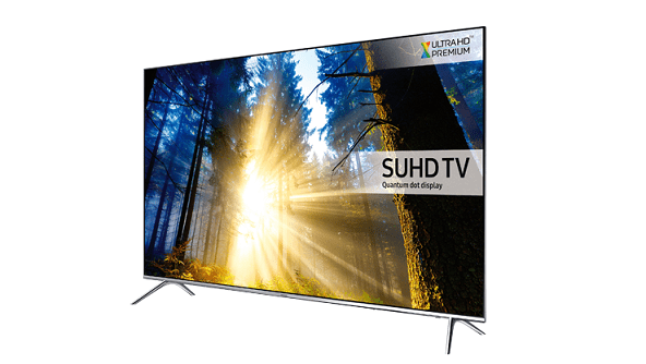 Samsung KS7000 4K SUHD TV