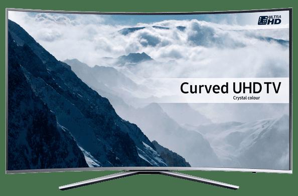 Samsung KU6500 Curved 4K LED TV