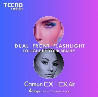 Tecno Camon CX Specs & Price