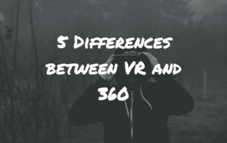 5 Differences between VR vs 360 degree Photography