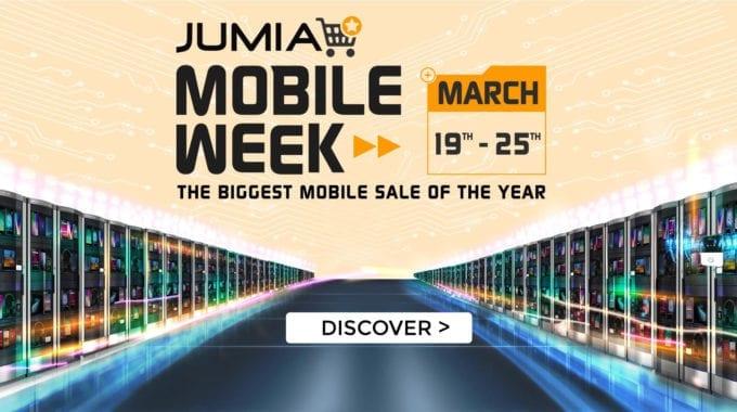 Jumia Mobile Week 2018 – Biggest Mobile Sales in Ghana