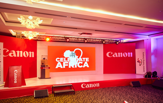 Canono EoS 5D Mark IV Camera Launch in Lagos