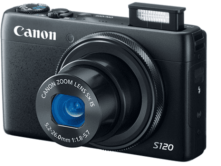Canon PowerShot S120: Perfect Camera for Youtube