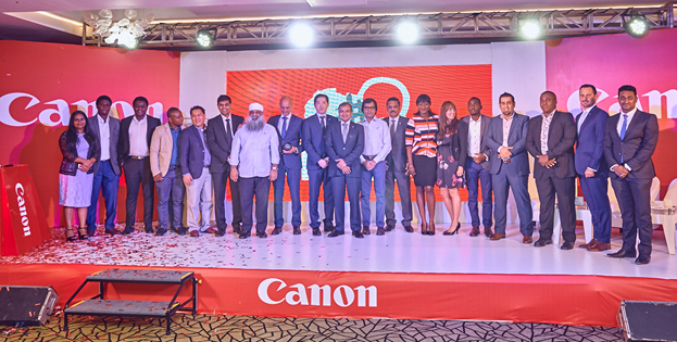 Canon Nigeria and CCNA Team
