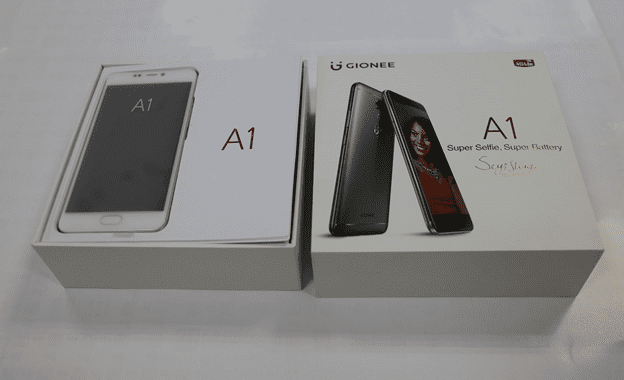 Gionee A1 Smartphone Specs and Price