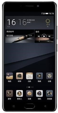 Gionee M6s Plus