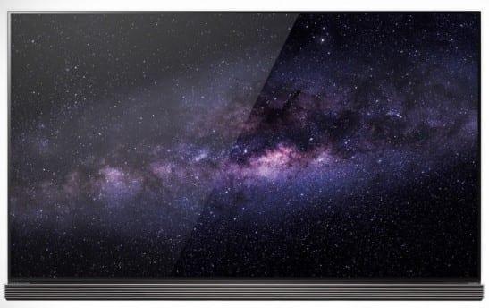 LG G6 4k Ultr HD OLED TV