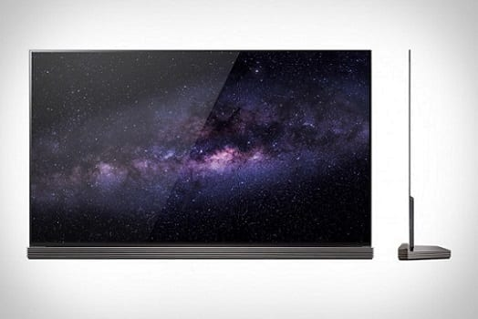 LG G6 4K Ultra HD OLED TV Specs and Price