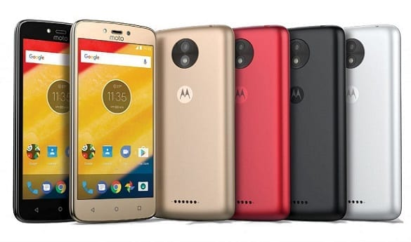 Moto C Plus Affordable Android Phone