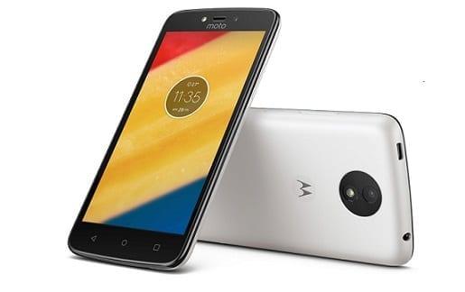Motorola Moto C White