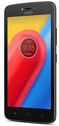 Moto C Affordable Android Smartphone