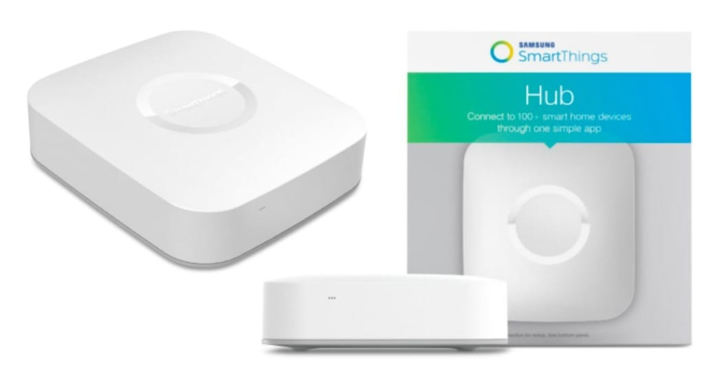 Samsung Smartthins Smart Home Hub