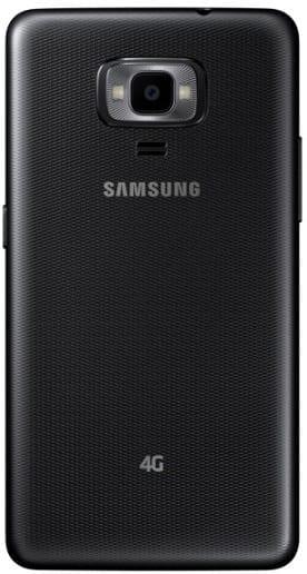 Samsung Z4 Rear