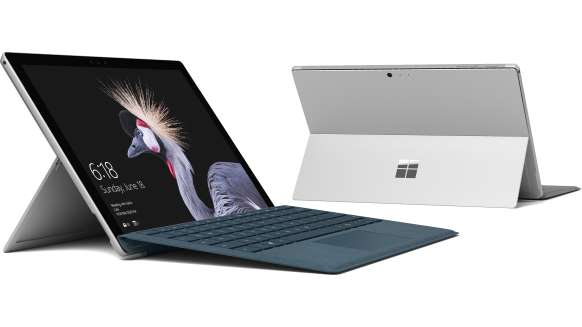 Best Tablets - Surface Pro Windows 10 2-in-1 Tablet